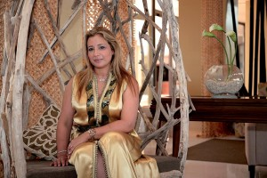 Meryem Boussikouk, Stylist, Morocco