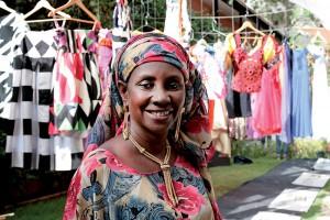 Oumou Sy, Stylist, Senegal