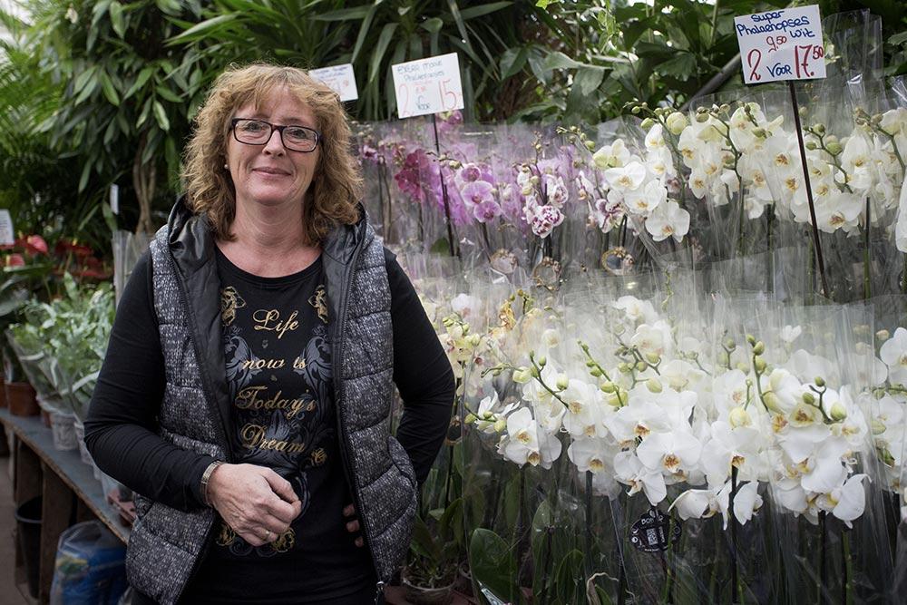 Anja Rijn, owner
