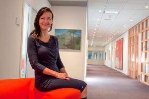 Esther Bodde, HR manager