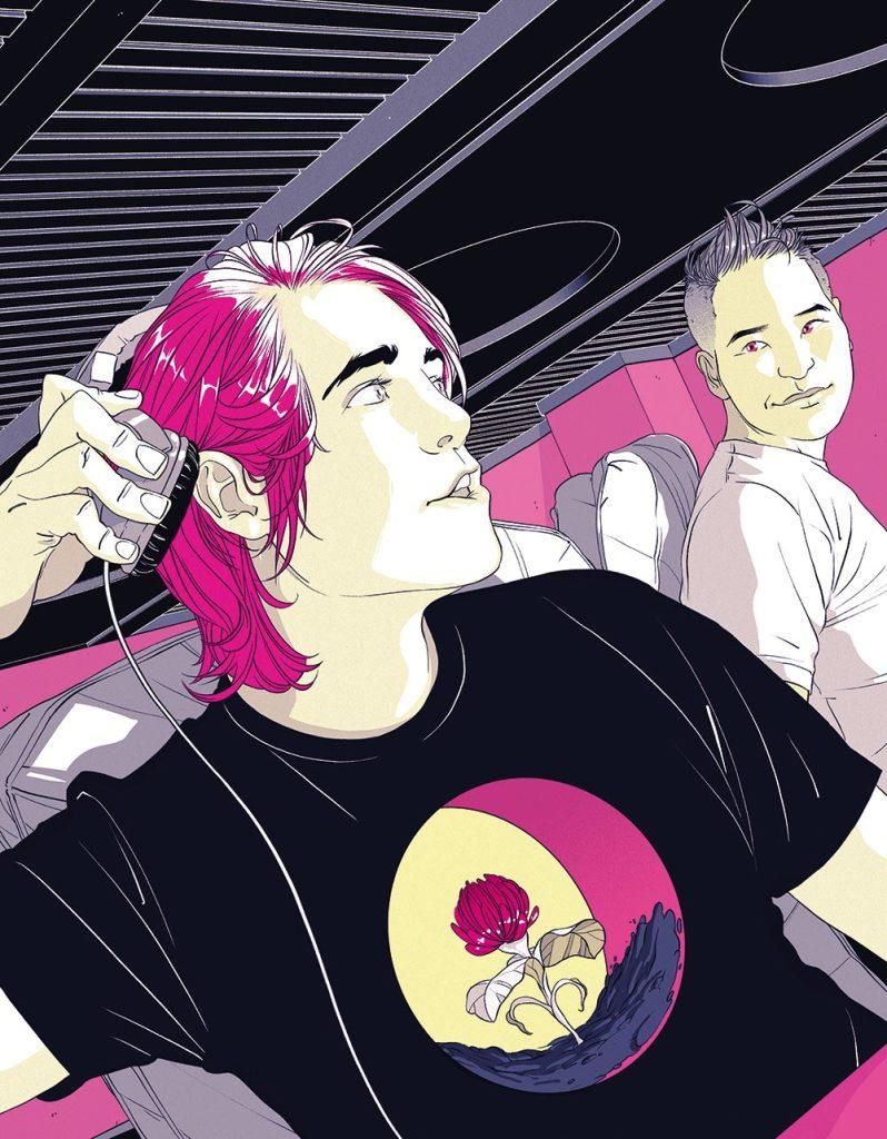 Illustration by Goñi Montes, Decatur, USA