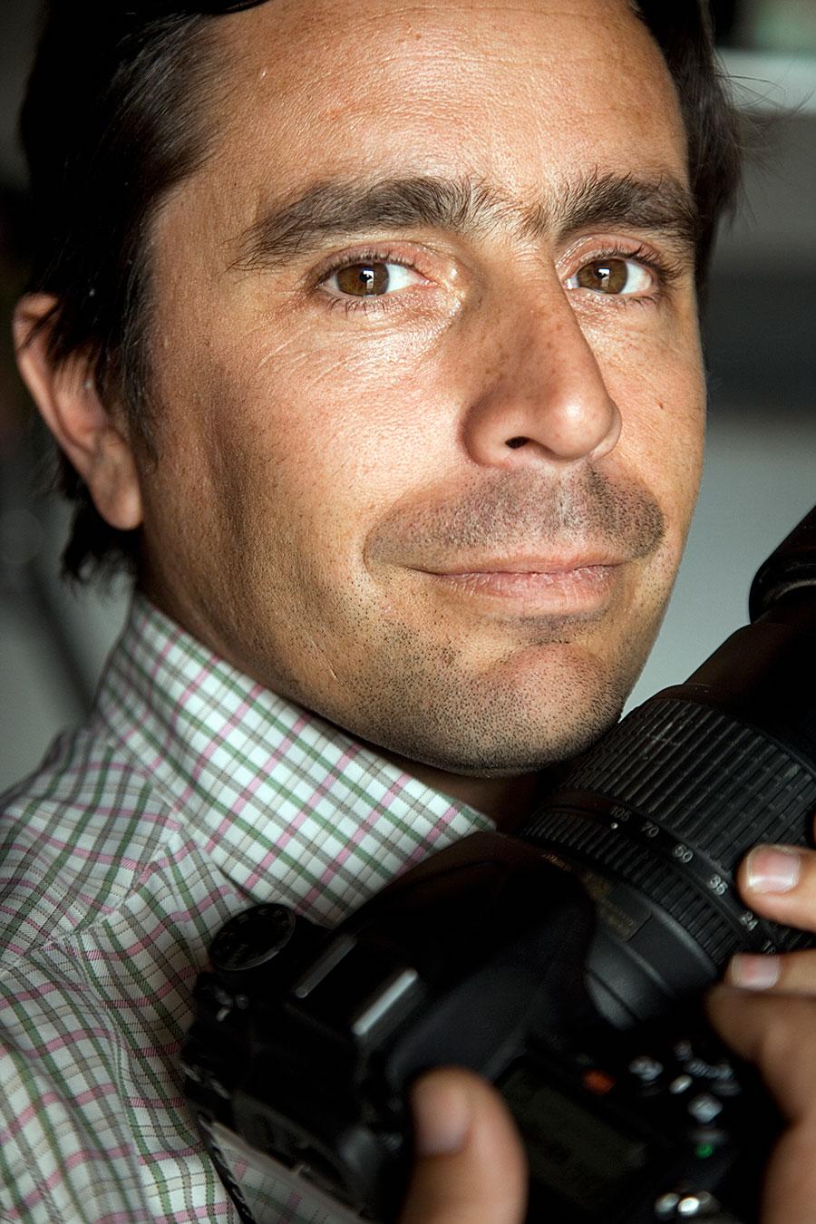 Josè Luis de la Escalera, co-owner