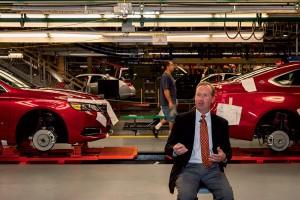 Greg Martin, Executive Director Communications & New Strategies, General Motors