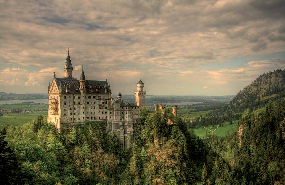 Neuschwanstein_Germany